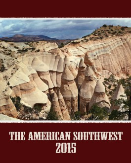 The American Southwest Calendar 2015