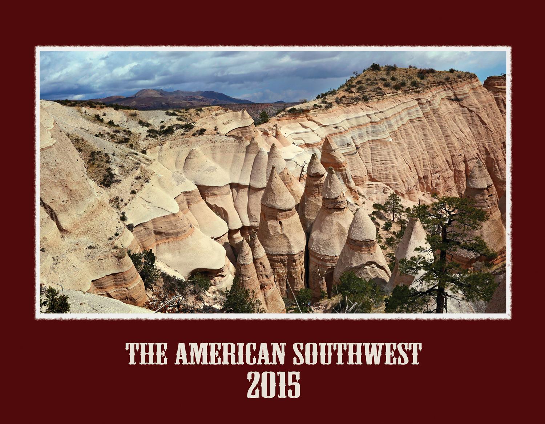 The American Southwest Calendar 2015