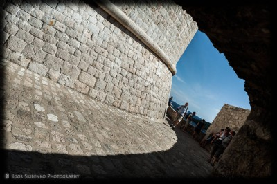 Croatia. City Walk 1309