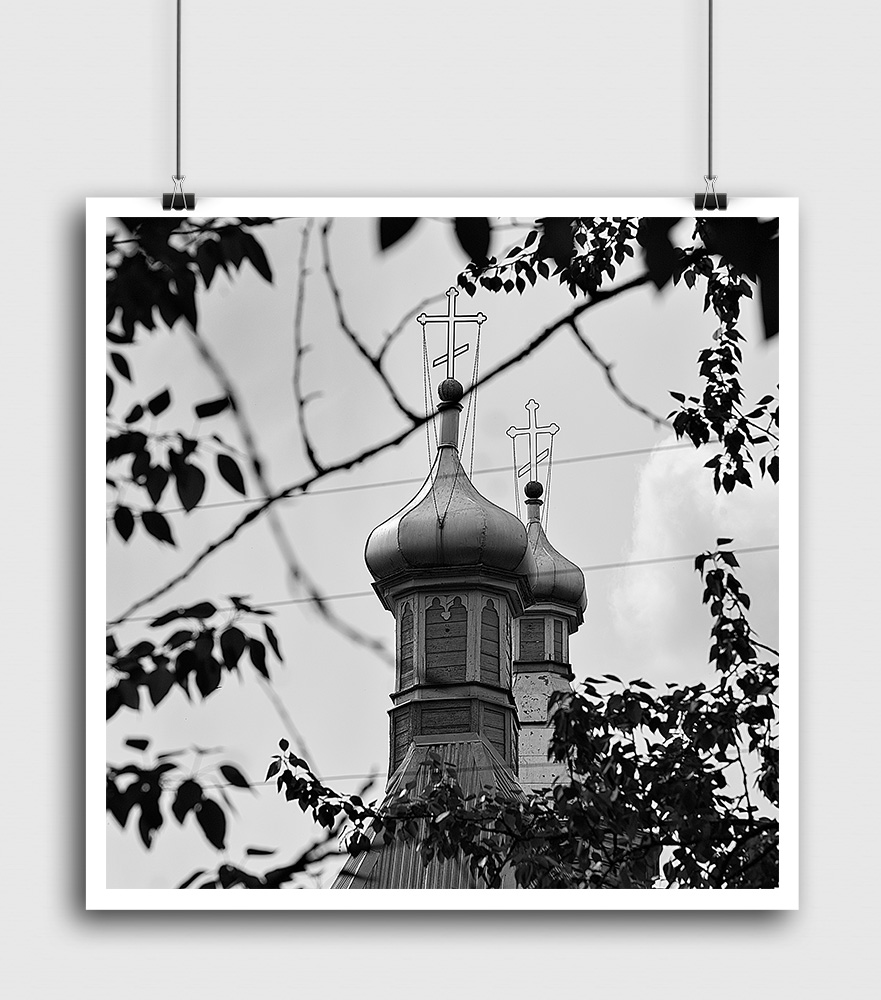 Wooden-Church-Domes