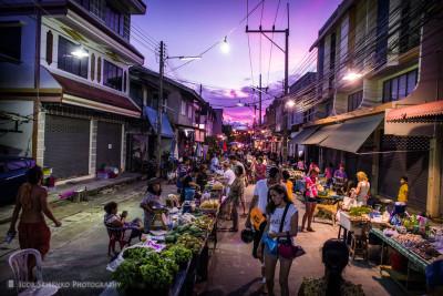 Night Market Pangan