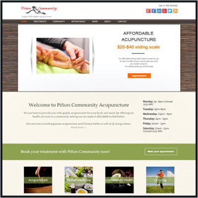 Piñon Community Acupuncture