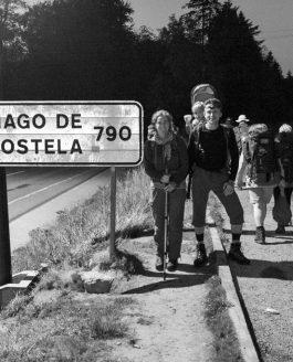 Камино де Сантьяго. Часть 1 — Физуха