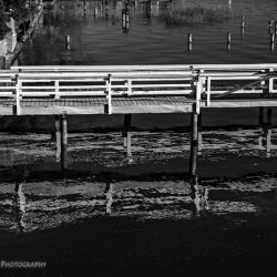 Water and Pier