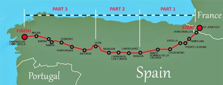 Camino-Map1